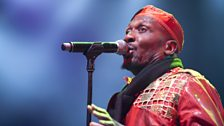 WOMAD 2012: Jimmy Cliff