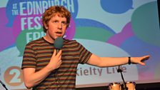 Comedian Josh Widdicombe