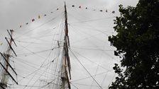 The Cutty Sails