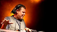 Craig Charles in the mix