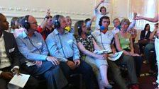 Stratford Olympic debate