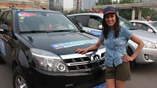 Anita joins a self drive holiday in Shandong province. More and more Chinese holiday-makers are exploring the country like this.