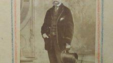 Henry Le Patourel - principal flute of the Wandering Minstrels