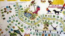 map Idris Mathias