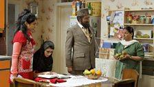 Khans in the Kitchen