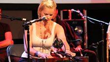 Megan Henderson, from the Kris Drever Trio