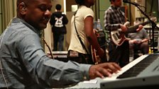 John Legend & The Roots in session