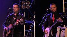 Mark Brown and Joe Auckland