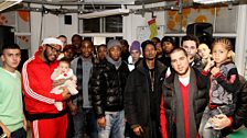 MistaJam's Christmas Office Party