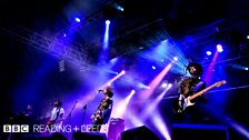 Tribes at Reading + Leeds 2012