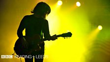 The Horrors at Reading Festival 2012