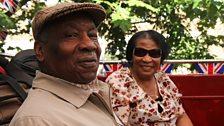 Norman's parents