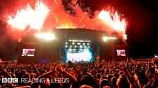 Foo Fighters Fireworks