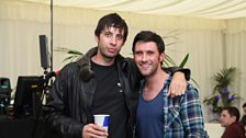Danny Howard and Example