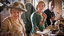 Miss Fox, Mrs Wannop & Horsley