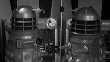 Dalek Control Room