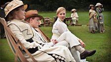 Mrs Wannop, Edward Wannop & Valentine