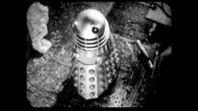 A Patrolling Dalek