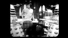 The Doctor Introduces Jamie to his New Friends