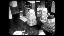 The Daleks Begin to Question their Orders