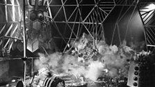 The Emperor Dalek Destroyed
