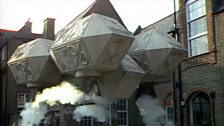 Imperial Dalek Shuttlecraft
