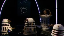 Imperial Daleks and Davros