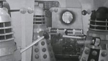 The Daleks Keep a Watchful Eye on the Doctor