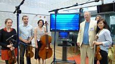 Fish Music - Koinonia String Quartet, Sam Richards, Lona Kozik