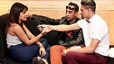 Raj and Pablo with Priyanka Chopra