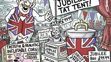 May 2012: Jubilee Tat Tent