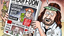 January 2012: The 4.15 Buffoon Magazine