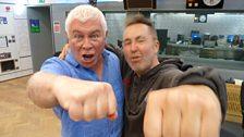 Sean and Nigel Kennedy