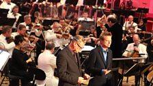 Hosts Simon Mayo and Mark Kermode