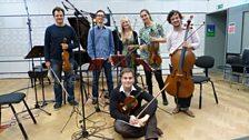 Jack Liebeck, Tom Poster & Navarra Quartet, 17.09.12