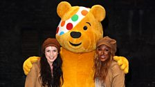 Pudsey and the two Eponines
