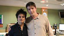 Jamie Cullum and Finn Peters