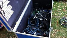 A 'tangle' of wires to help us broadcast