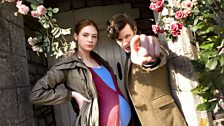 The Ponds' life with the Doctor...