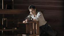 Pascal Charbonneau as David