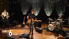 Jake Bugg and his band