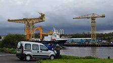 Hebburn Dockside
