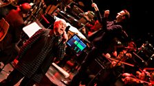 Peter Gabriel and the BBC Concert Orchestra