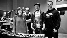 Chvrches - Vic Galloway session