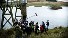 Behind the scenes of Hunted