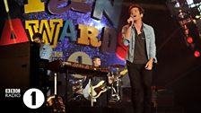 Fun. perform at Radio 1 Teen Awards 2012