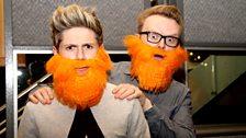 Ginger beards!