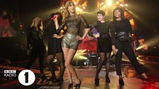 Taylor Swift at Radio 1's Teen Awards 2012