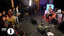 Justin Bieber at Radio 1's Teen Awards