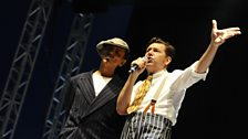 Electric Picnic 2012 - Dexy's Midnight Runners